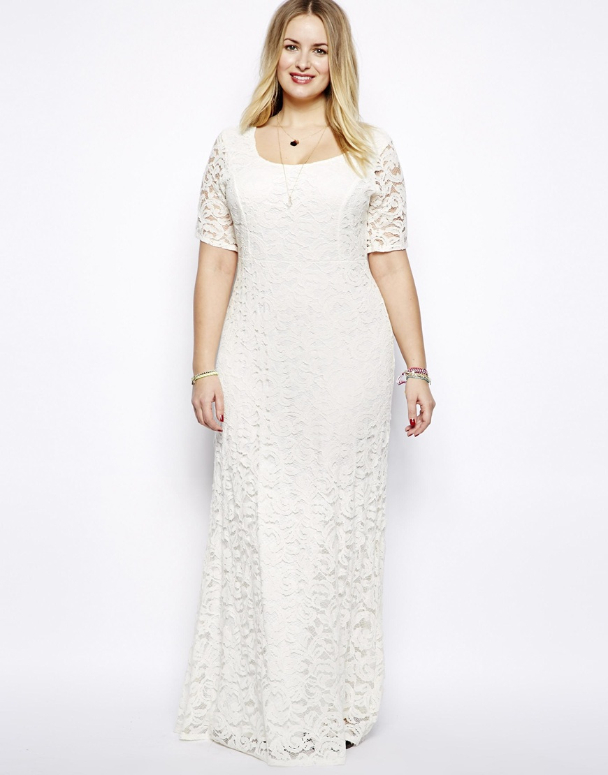 Fashion design womens sexy maxi lace dress plus size ...