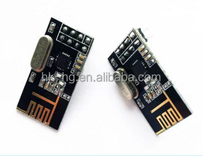 2.4G antenna wireless module NRF24L01 PA LNA Original