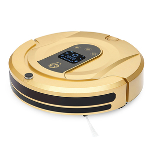2016 cordless smart home powerful vacuum cleaner robot