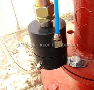 underground pipe water /oil leak detector with console leakage detection /filling pipe oil leak sensor