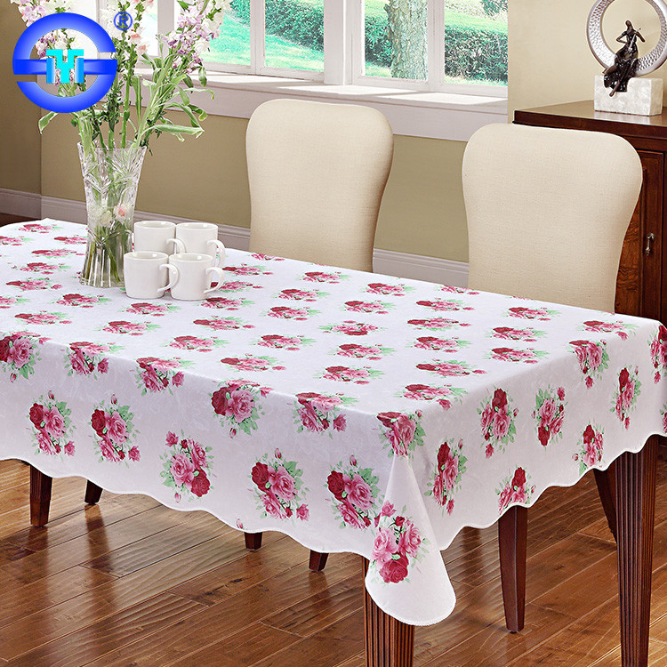 Fitted Round Vinyl Tablecloth, Fitted Round Vinyl Tablecloth Suppliers And  Manufacturers At Alibaba.com