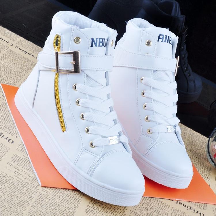 Womens High Top Hip Hop Shoes