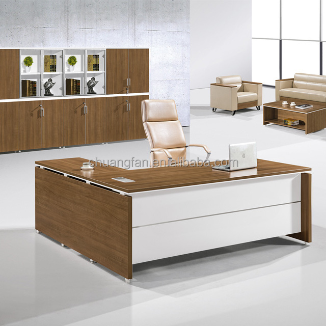 2016 latest wooden office table models for simple design - Office Models Photos