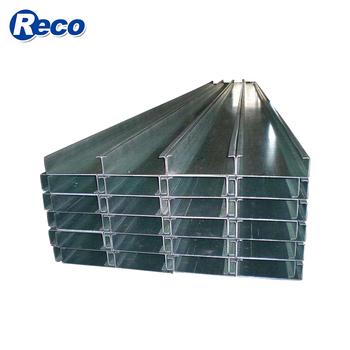 Galvanized C Purlins Factory Produce Cold Bending C Steel Purlin Spacing  Steel Channel C Steel Purlin Span Tables - Buy Steel Purlin Spacing,Channel