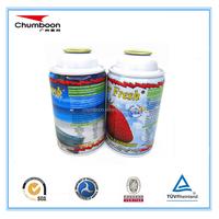 empty aerosol spray can/aerosol valve can/air freshener can