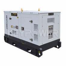 High Performance portable silent 10-500kW natural gas turbine generator