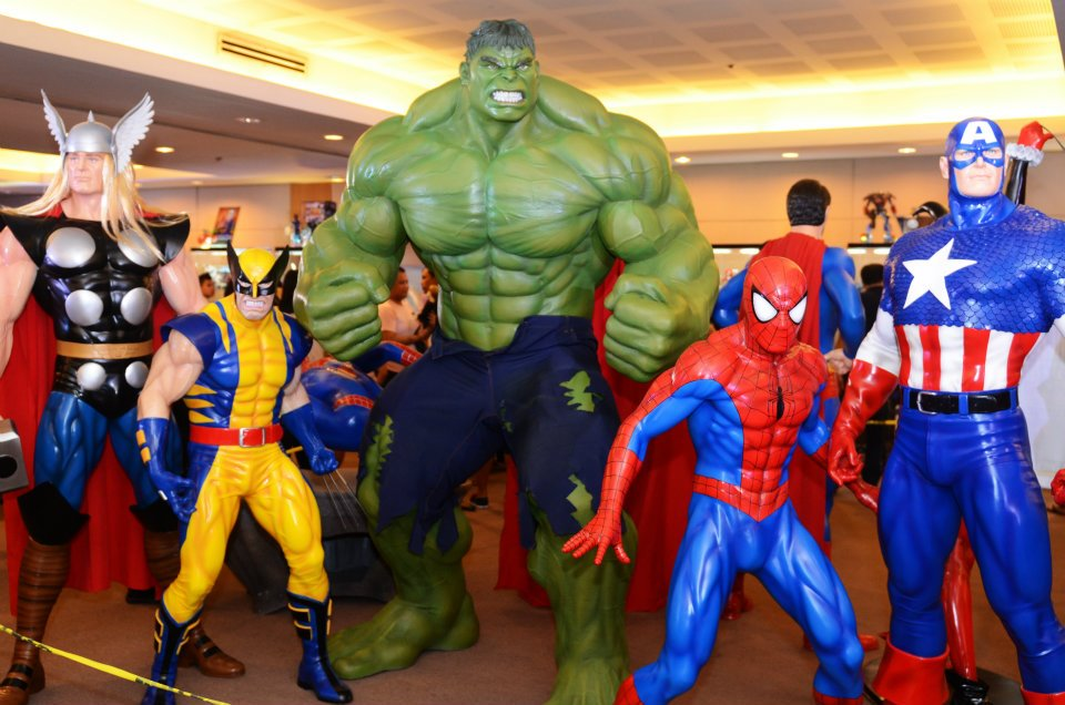 Customize Life-size Action Figures - Buy Super Heroes Life-size ...