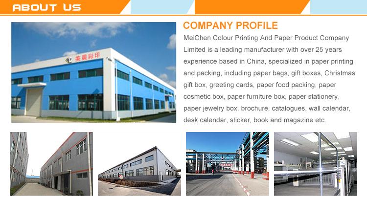 โรงงานราคา professional ปฏิทินการพิมพ์ที่มีคุณภาพสูงและราคาถูก