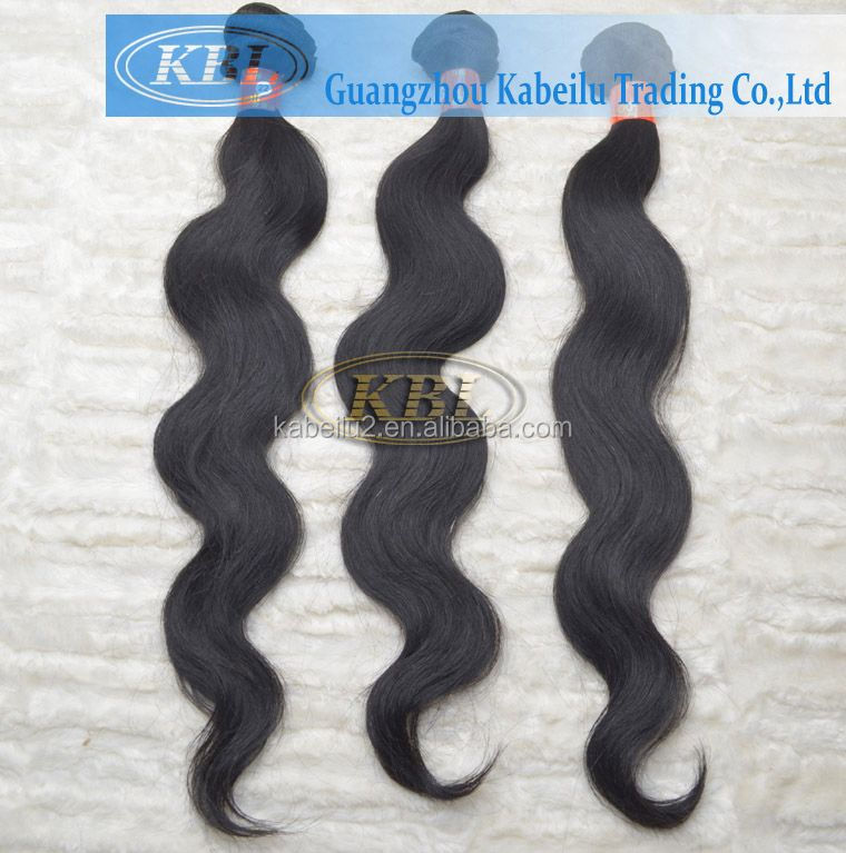 Stunning virgin indian wavy freetress synthetic hair