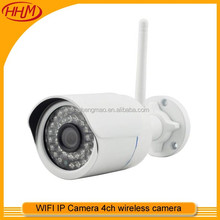 1080P 2MP waterproof ip camera outdoor wireless wifi ip camera with Onvif p2p
