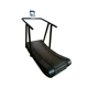 Hot sell gym fitness equipment the curve manual treadmill
