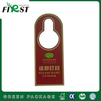 New design customized paper hang tag for clothing/Recycled paper hang tag for clothing