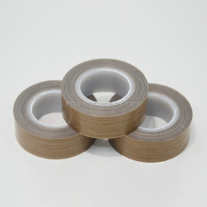 "10 Yds x 1/2"" PTFE Tape Roll Adhesive for Hand impulse sealers"