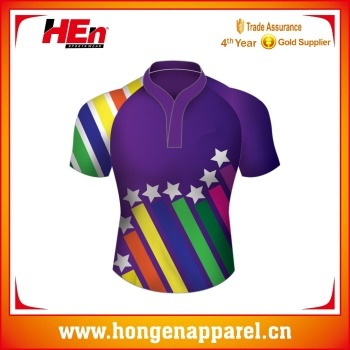 super popular 7f58b f28f7 Hongen Apparel Small Order Sublimation Printing Rugby Shirt Wholesale Rugby  Jerseys - Buy Cheap Team Set Custom Sublimated Polyester Rugby ...