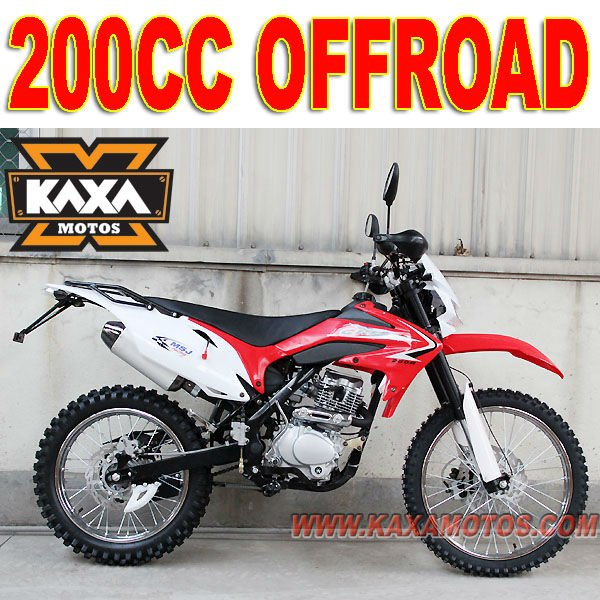 off road motosiklet 200cc lifan