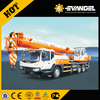 50 Ton Zoomlion Telescopic Boom Truck Crane QY50 For Sale