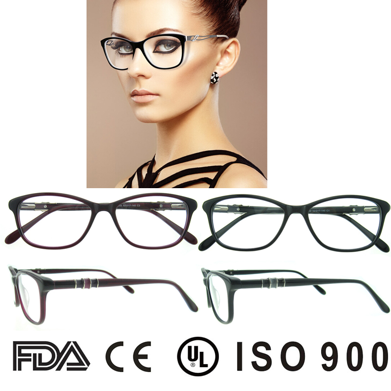 Latest Glasses Frames For Girls Women Designer Eyeglasses Fashion ...