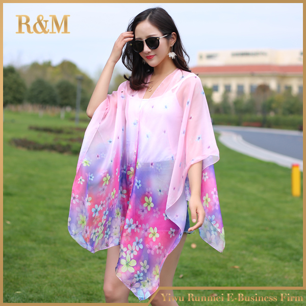 Hot sale Swimwear Beachwear Bikini Beach Wear Cover up Summer Dress