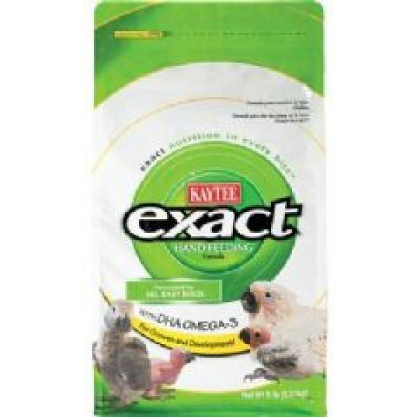 exact Hand Feeding Formula for Baby Birds