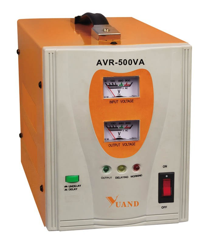 single phase ac voltage stabilizer regulator automatic voltage regulator tester 5kva servo voltage stabilizer price