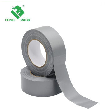 Free Samples Heavy Duty Industrial Hot melt/Nature Rubber Cloth Duct Tape for Sealing Fix Insulation Protection
