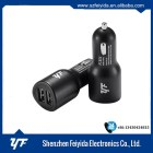 Wholesales 4.8A promotional dual usb car charger