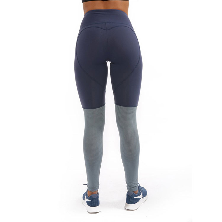 C439 Beautiful Sexy Women High Waist Non See-through Fitness Yoga Pants