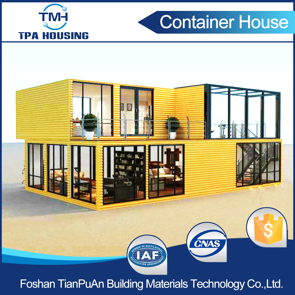 Custom Design Metal Sheet Insulated Container House