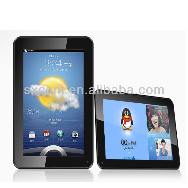 "7"" -Tablet PC Android 4.1.3 Capacitive 5 Point Multi-Touch Screen Dual Core 7 inch Tablet PC-i-006"