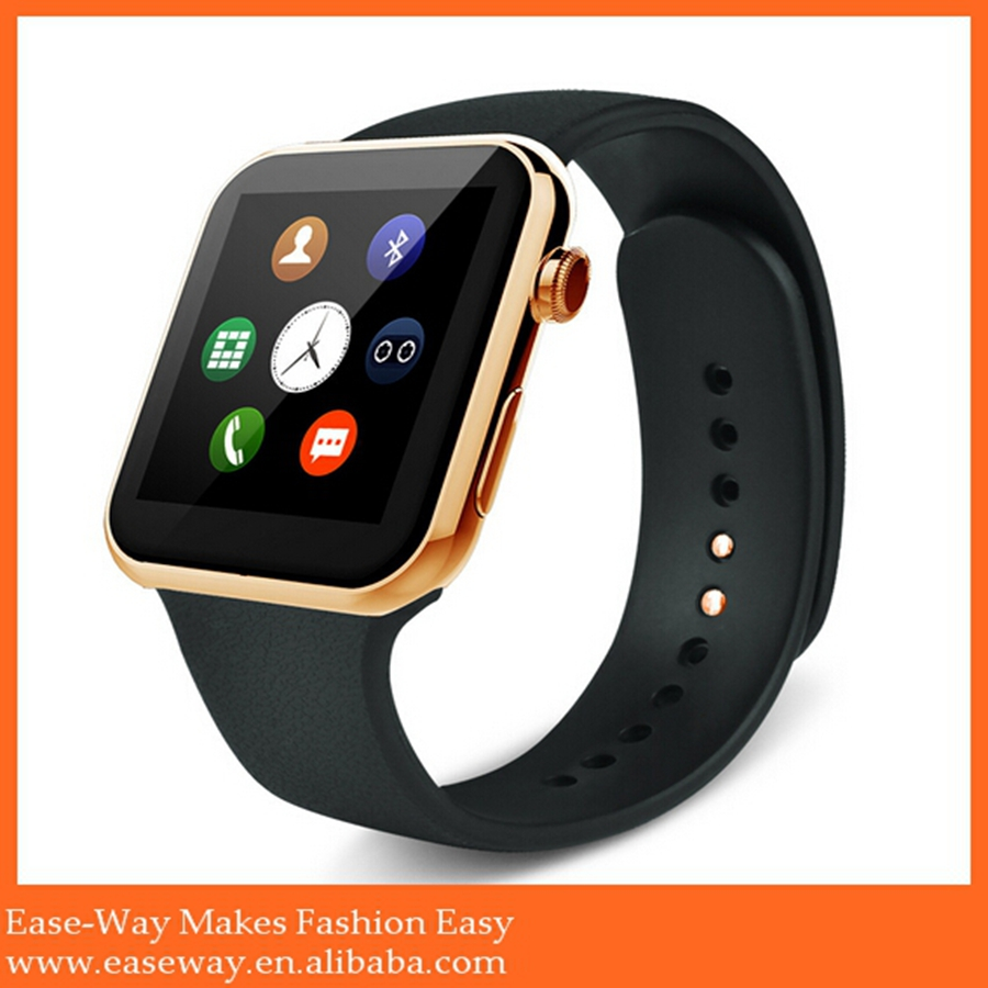 WP0004 latest wrist watch mobile phone , <strong>Bluetooth</strong>,GPS ,sleeping monitor smart watch