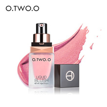 O. TWEE. O Cosmetica Indonesië Beste Koop <span class=keywords><strong>Blush</strong></span> <span class=keywords><strong>Shimmer</strong></span> en Matte Waterdichte Crème <span class=keywords><strong>Blush</strong></span>