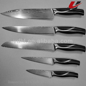 very good quality damascus kitchen knives buy damascus