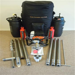 Backpack portable diamond core drill rig /rock drill for Geological exploration