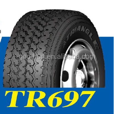 Triangle Radial 385/65r22.5 triangle TR697 truck tire