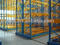 Low Cost Steel Storage Mobile Shelving System