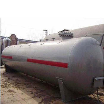 china factory 30ton bulk gas tank pressure vessel 60m3 lpg storage tank price