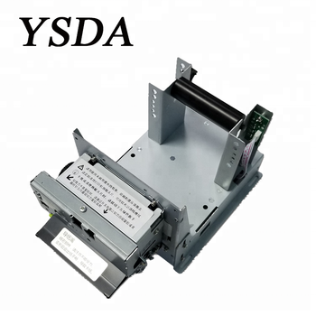 80mm ATM receipt printer kiosk embedded thermal printer YSDA-T120II with auto cutter