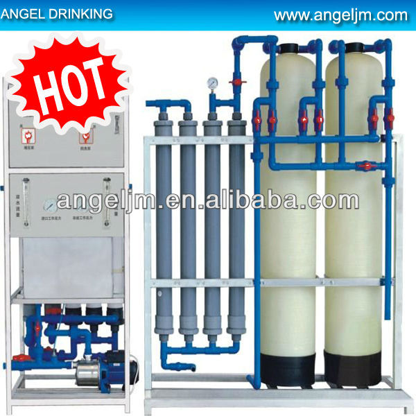 Jiangmen new products mineral water filtration/drinking water purification/industrial distilled water plant