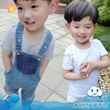 2016 baby clothes wholesale price summer cool boys casual cotton soft blank high quality kids brand name t-shirt