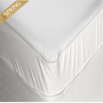 mattress plastic bed is itm vinyl fitted wetting cover sheet single loading s image bnip waterproof