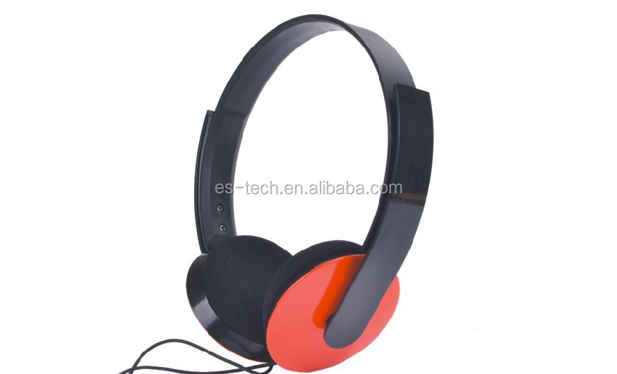 Noise cancelling office headset/earphone, phone headset classic