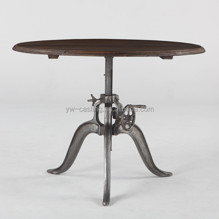 New Style Patio Table Legs Cast Iron