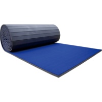 Deluxe Carpet Top easy Flex Cheer Mats Perfect for Cheerleading, Gymnastics, Tumbling , Exercise & Practice Pads