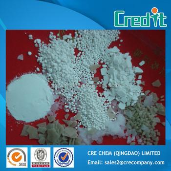 Chlorure de calcium d givrage sel vrac route sel neige for Chlorure de calcium pour piscine