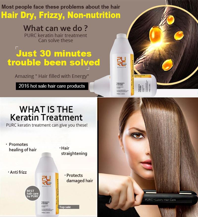 12 Formalin Brazilian Keratin Treatment For Repair Damaged Hair
