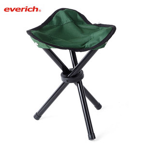 Outdoor Quick-E-Seat Folding Tripod Field Chair