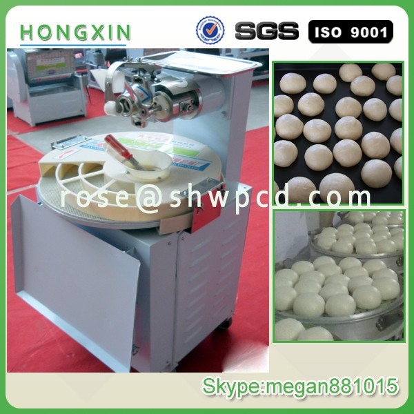 automatic bakery dough divider rounder machine for pizza cone with factory price