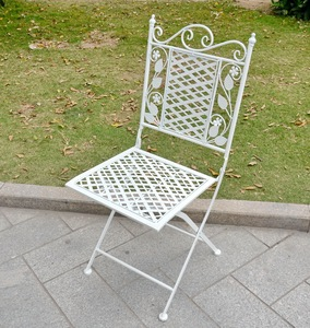 Wrought Iron Chairs Suppliers And