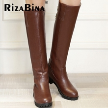 size 33-43 women flat over knee boots woman riding long boot fashion snow warm autumn winter botas brand footwear shoes P20194