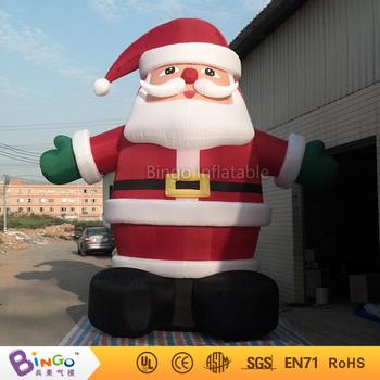 2016 PVC Tarpaulin 5m Inflatable Santa Claus For Christmas Festival  Decoration 16ft./5M High